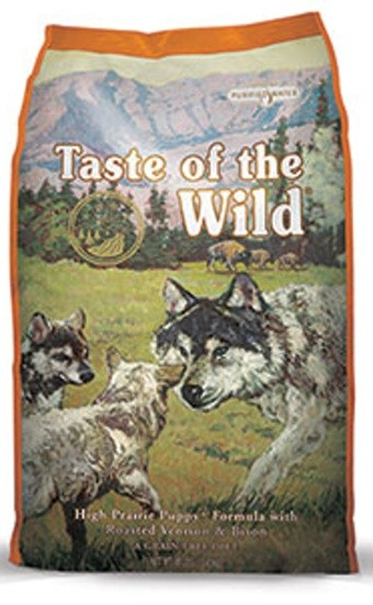 Taste of the Wild High Praire Puppy 13kg
