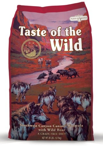 Taste of the Wild Southwest Canyon Canine 12kg