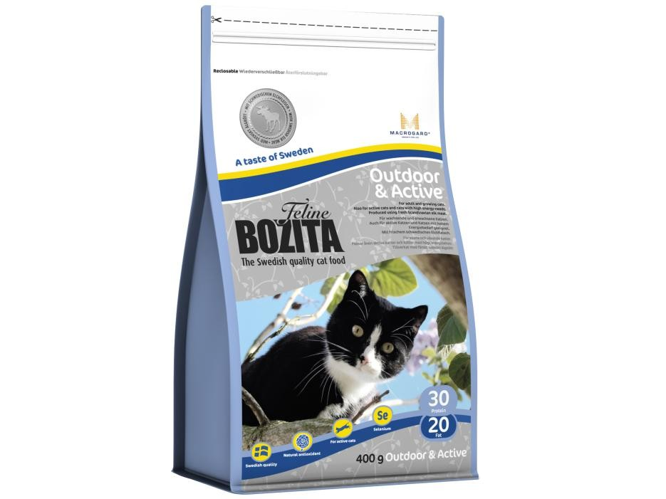 Bozita Feline Funktion™ Outdoor & Active 400g