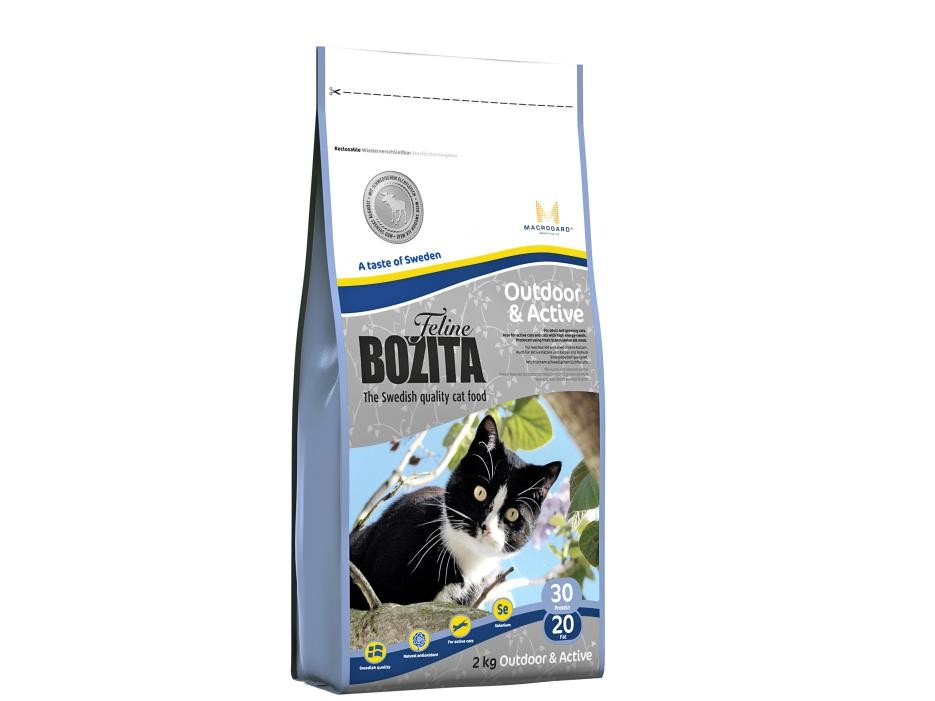Bozita Feline Funktion™ Outdoor & Active 2kg