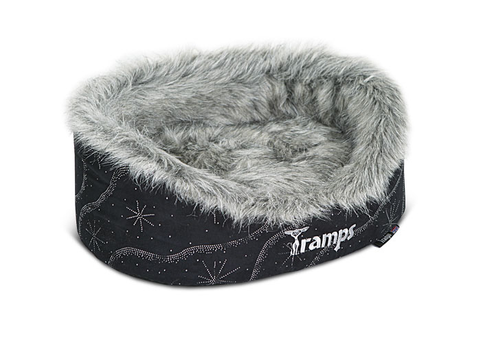 Twilight Oval Cat bed