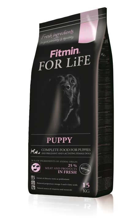 For Life Puppy all breeds
