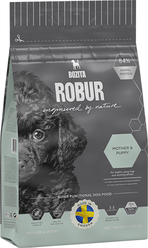Bozita Robur Mother & Puppy 14kg