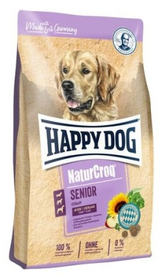 Happy Dog NaturCroq 21/8 SENIOR