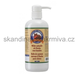 Grizzly Wilde Salmon Oil (lososový olej) 500ml