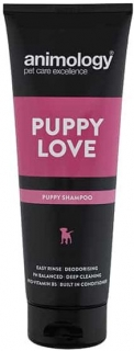 Animology Puppy Love Shampoo 250ml