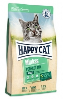 Happy Cat Minkas Perfect mix Geflügel, fish & lamm