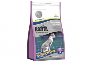 Bozita Feline Funktion™ Sensitive Hair & Skin 400g