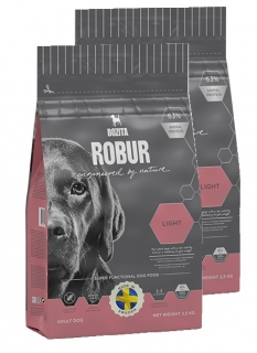 2 x Bozita Robur Light & Sensitive 12kg