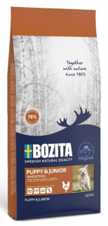 Bozita Wheat Free Puppy & Junior 12,5kg