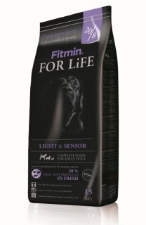 Fitmin For Life Light & Senior