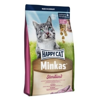 Happy Cat Minkas Sterilised 10kg