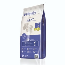 FITMIN DOG MAXI LIGHT - 15KG