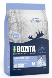 Bozita Original Mini 4,75kg
