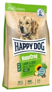 Happy Dog NaturCroq LAMM & REIS 15kg